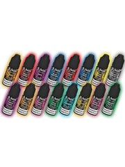 Vjuice Premium Eliquids V-JUICE 18mg E-liquids 10ml TPD Compliant 50/50  sold as a pack of 20