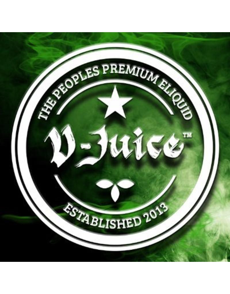 Vjuice Premium Eliquids Vjuice Premium Eliquid 3mg 80/20 VG/PG Ratio.