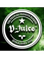 Vjuice Premium Eliquids V-JUICE 6mg E-liquids 10ml TPD Compliant 80/20 sold as a pack of 20