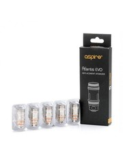 Aspire  Aspire Atlantis Evo replacement coils 0.4/0.5 ohms pack of 5