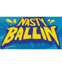 Nasty Juice  Nasty Ballin Series 60ml shortfill