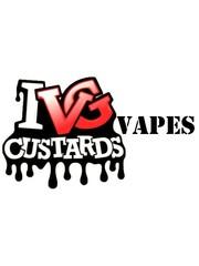 IVG IVG Custard E-liquid 60ml Shortfill
