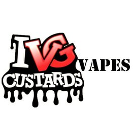IVG IVG Custard E-liquid 60ml Shortfill