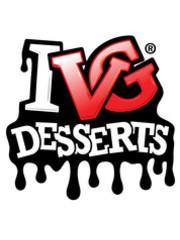 IVG IVG Desserts E-liquid 60ml Shortfill