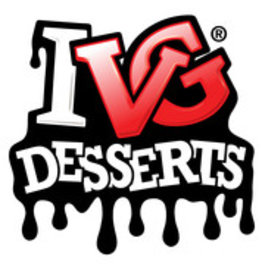 IVG IVG Desserts E-liquid 60ml Shortfill