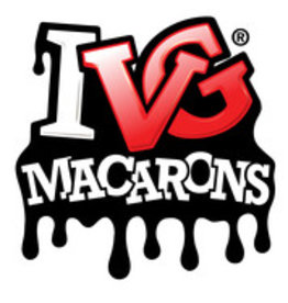 IVG IVG Macarons E-liquid 60ml Shortfill