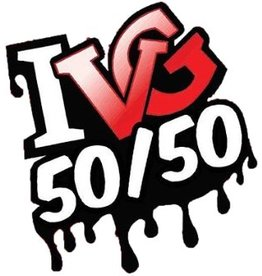 IVG IVG 50/50 E-liquids 6mg, 12mg, 18mg sold as a pack of 10