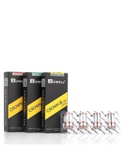 Uwell  Uwell Crown 3 Replacement Coils 0.25 ohms, 0.4 ohms, 0.5 ohms pack of 4