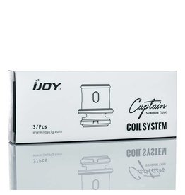 iJoy iJoy CA Captain Sub ohm tank replacement coils pack of 3