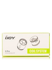 iJoy iJoy X3 Replacement coils for Avenger Tank pack of 3