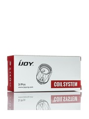 iJoy iJoy DM Replacement coils Sold as a pack of 3