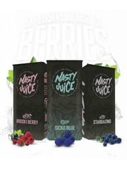 Nasty Juice  Nasty Juice Berry Series 60ml Shortfill