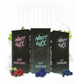Nasty Juice  Nasty Juice Berry Series 60ml Shortfill