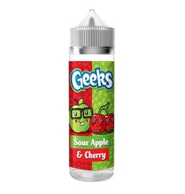Geeks Geeks E-liquid 60ml Shortfill