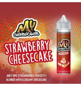 My Cheesecakes My Cheesecakes Eliquid 60ml Shortfill