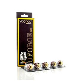 Voopoo  Voopoo Uforce Mesh Replacement Coils Pack of 5