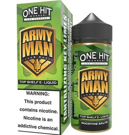One Hit Wonder One Hit Wonder Man Series Eliquid 120ml Shortfill