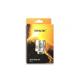 Smok Smok V8 X Baby Replacement coils for X Baby tank pack of 3