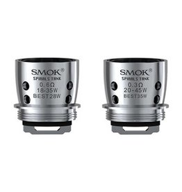 Smok SMOK Spiral Tank Replacement Coils Pack of 5