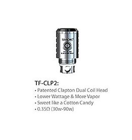 Smok SMOK TFV4 TF-CLP2 Replacement coils Pack of 5