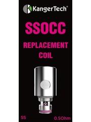 KangerTech  KangerTech SSOCC Replacement Coils pack of 5