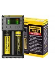 Nitecore Nitecore I2 Charger Universal Dual Battery Charger 18650