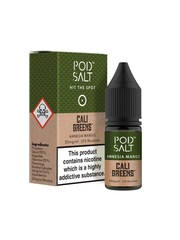 POD SALTS  Pod Salt Fusion 36mg/ml NS, 20mg/ml Nicotine,
