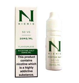 Nicnic Nicnic Nicotine Salt, pack of 120