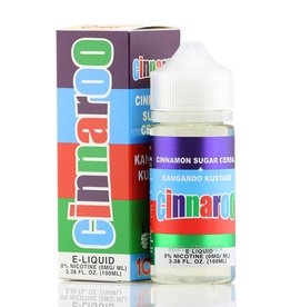 Cloud Thieves  Cloud Thieves Cinnaroo 100ml E-liquid