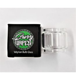 SAVVY VAPES  Savvy Vapes Uwell Valyrian Bubble Glass sold as a pack of 10