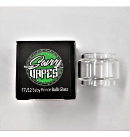 SAVVY VAPES  Savvy Vapes Smok TFV12 Baby Prince Bulb Glass sold as a pack of 10