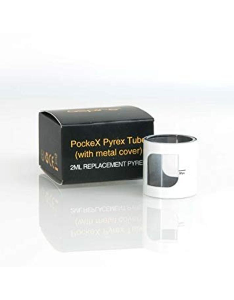 Aspire  Aspire PockeX Pyrex Tube 2ml Replacement Glass