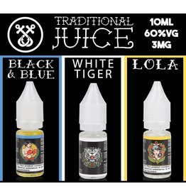 Traditional Juice Traditional Juice 10ml TPD Compliant  sold as a pack of 12