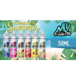 My Eliquids  My E-Liquids 50ml