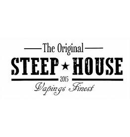 Steep House  Steep House E-liquid 60ml Shortfill