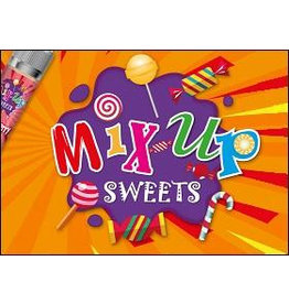 Mix Up Mix Up Sweets E-liquid 60ml Shortfill