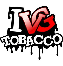 IVG IVG Tobacco E-liquid 60ml Shortfill