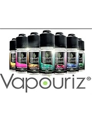 Vapouriz 50/50 Premium E Liquid Vapouriz 10ml TPD Compliant 50/50 E-Liquid Sold as a pack of 10
