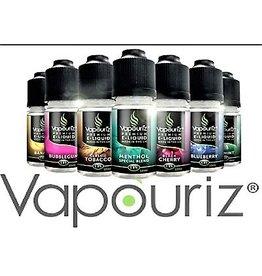 Vapouriz 50/50 Premium E Liquid Vapouriz 10ml TPD Compliant 50/50 E-Liquid Sold as a pack of 10