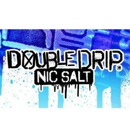 Double Drip  Double Drip Nic Salt 10mg & 20mg Nicotine, Pack of 10
