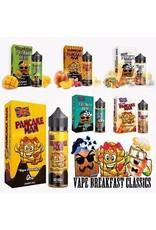 VAPE BREAKFAST Vape Breakfast E-liquid 120ml Shortfill