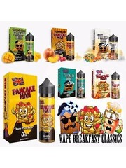 VAPE BREAKFAST Vape Breakfast E-liquid 120ml Shortfill