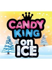 Candy King  Candy King on Ice E-liquid 120ml Shortfill