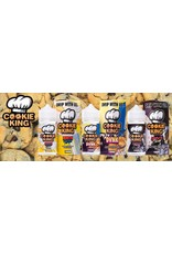 Cookie King Cookie King E-liquid 120ml Shortfill