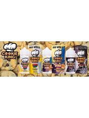 Cookie King Cookie King E-liquid 120ml Shortfill