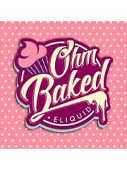 Ohm baked  Ohm Baked 50ml E-liquid