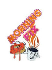 """Morning Fix Morning Fix """"The Dunker"""" 10ml  TPD compliant Sold as a pack of 12"""