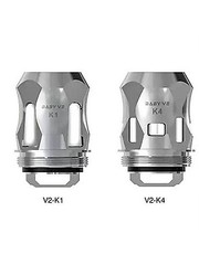 Smok Smok Mini V2 - K1 & K4 Replacement Coils sold as a pack of 3