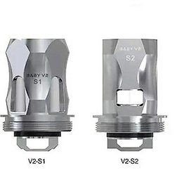 Smok Smok Mini V2 - S1 & S2 Replacement Coils sold as a pack of 3