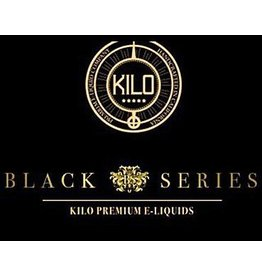 Kilo E Liquid Kilo Black Series E-liquid 100ml